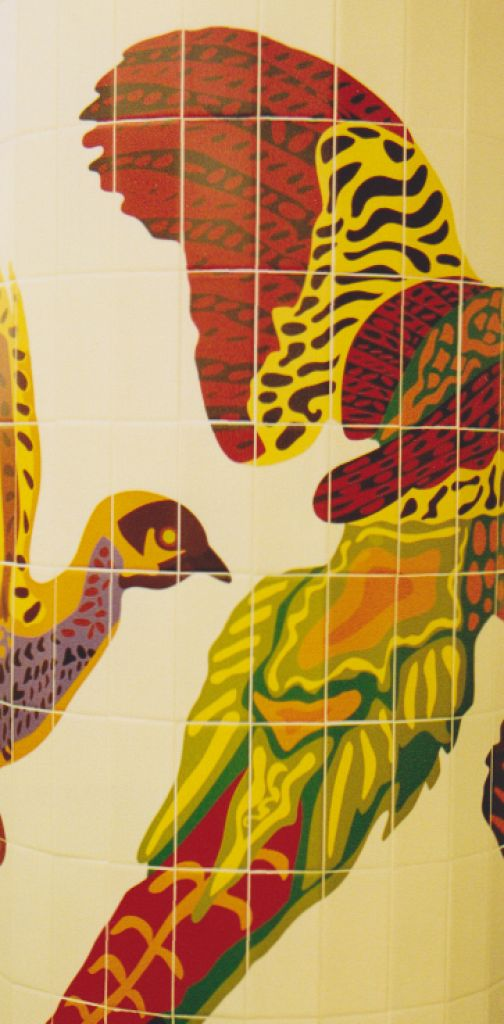 Hanaford Supermarkets / Decorative Interior Murals