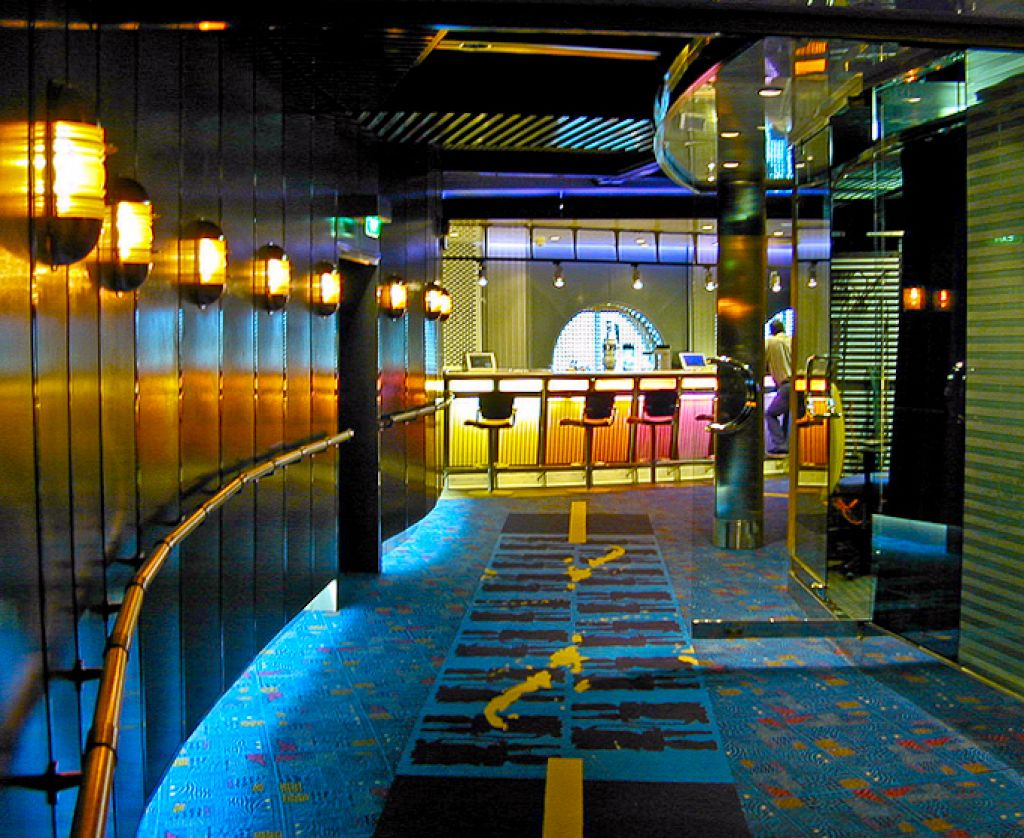 Royal Caribbean International / Carpet Design