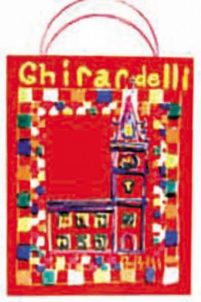 Ghirardelli Square - Shopping Bag