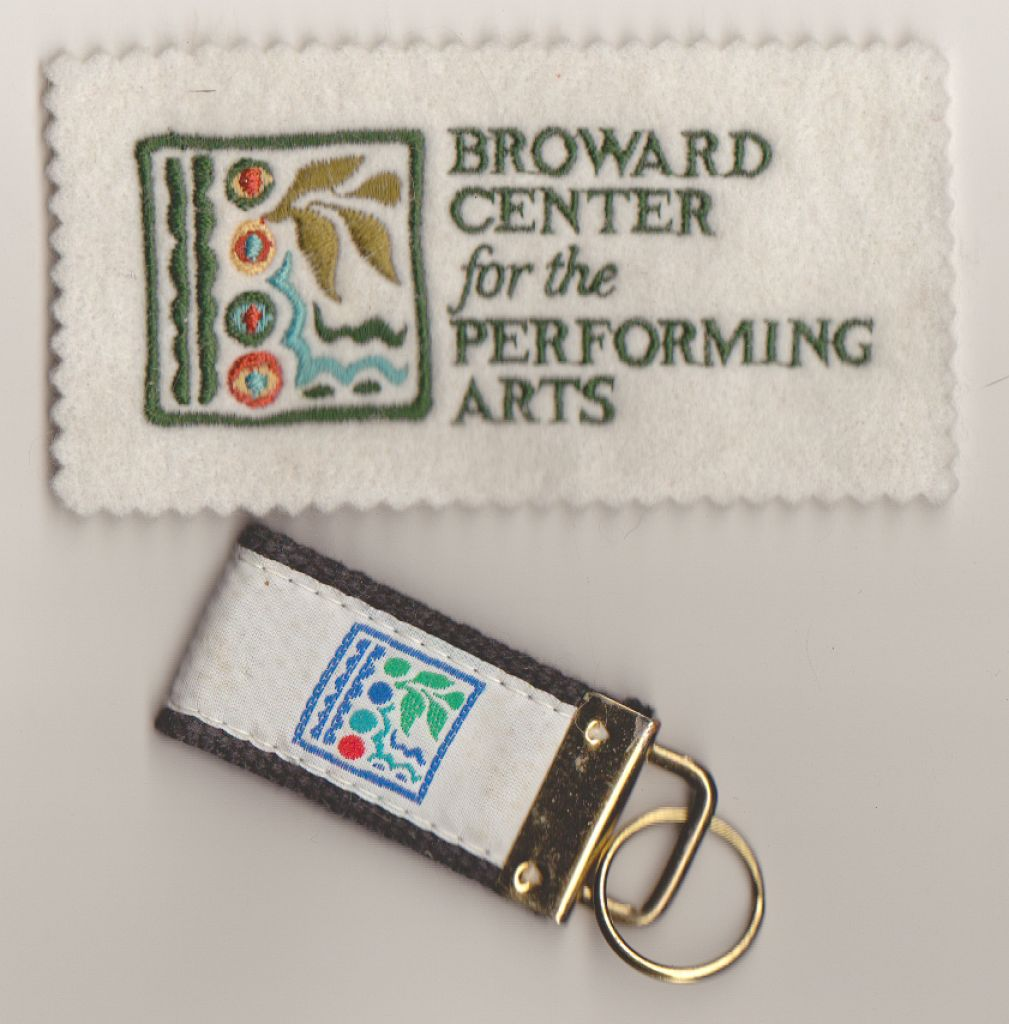Broward Center / Promotional Key Chain