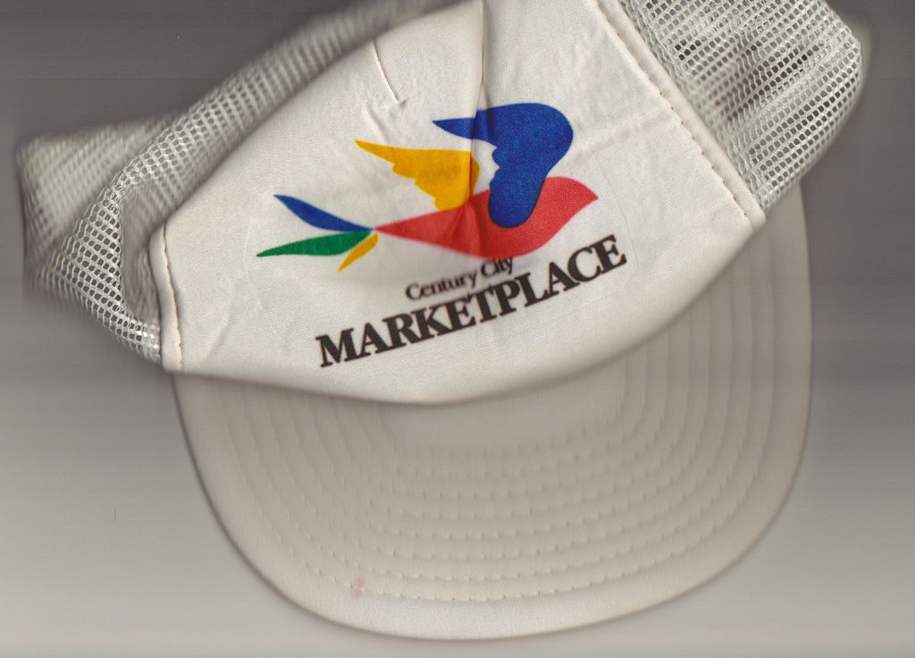 Century City Marketplace / Promotional Hat