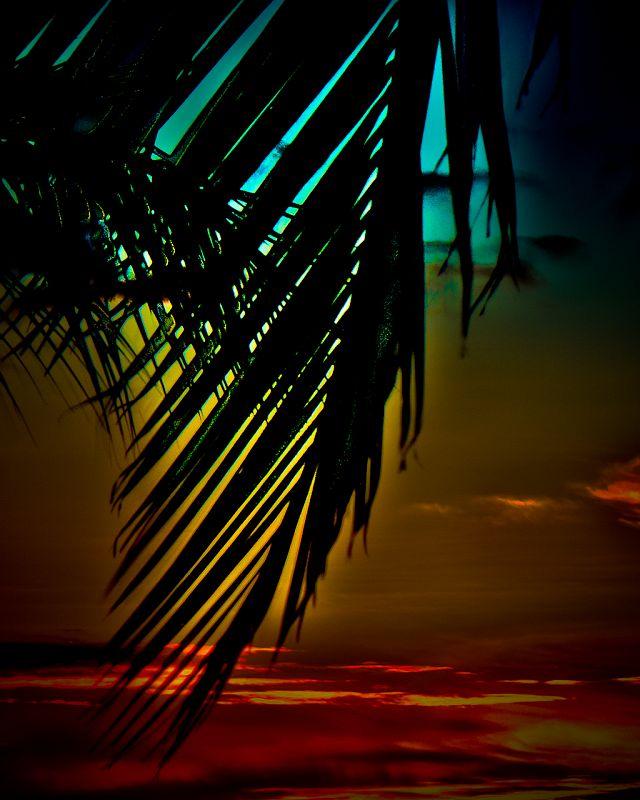 Sunset Fiji 1