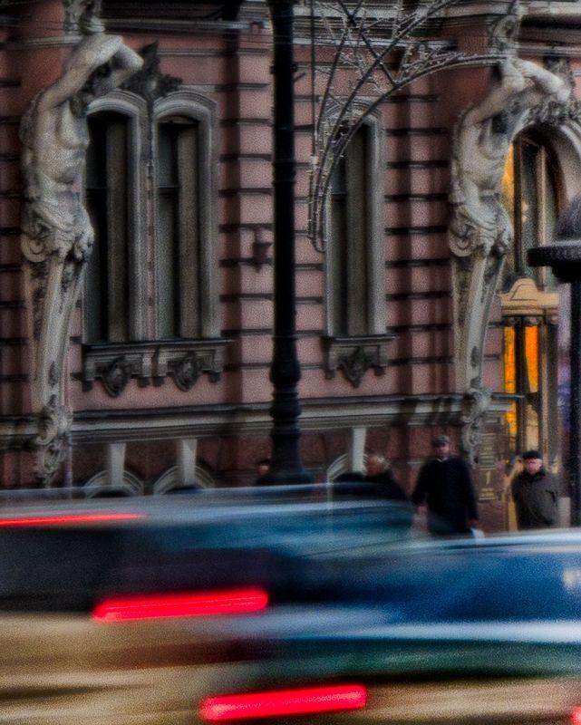 Saint Petersburg Russia / November 2011 / # 1