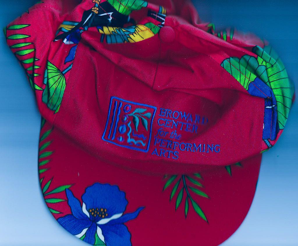 Broward Center / Promotional Hat