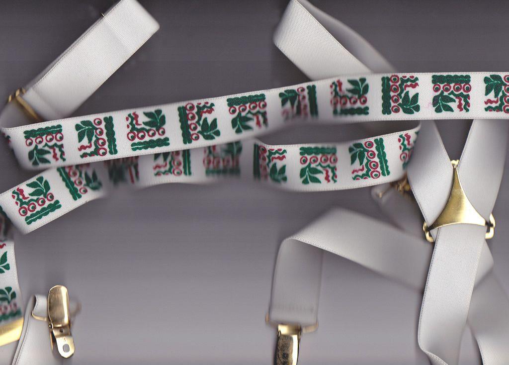 Broward Center / Promotional Suspenders