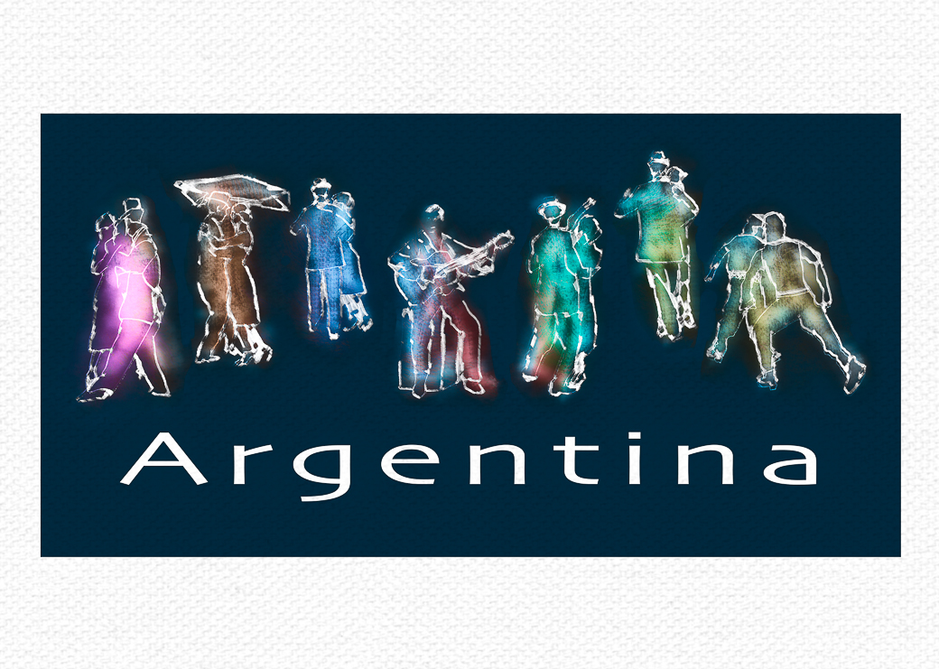 Tango Argentia / Jan 2014