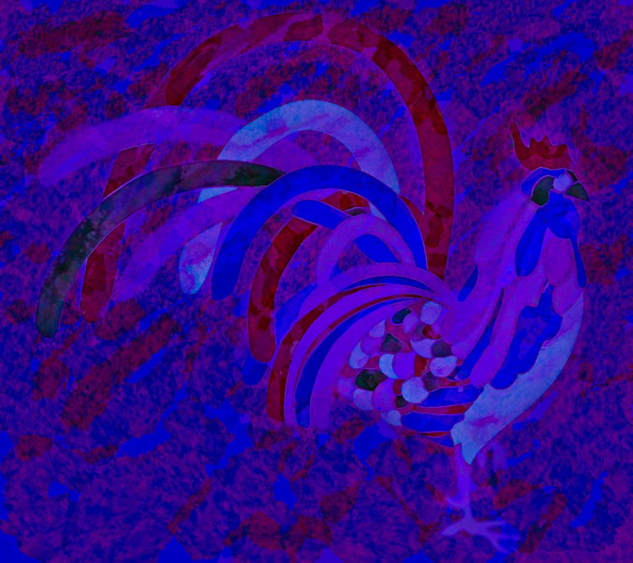 Another Rooster 2 / October 2011